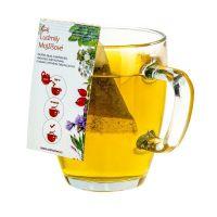 Herbatka Ludmily Mojzisovej wspomagająca płodność